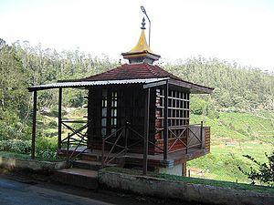 Pykara - Pykara Temple