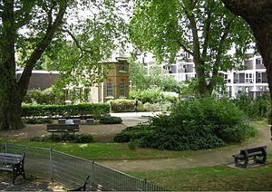 Quaker Gardens, Islington - Image: Quaker Gardens
