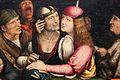 Quentin metsys (scuola), il matrimonio diseguale, 1525-30 ca. 05.JPG