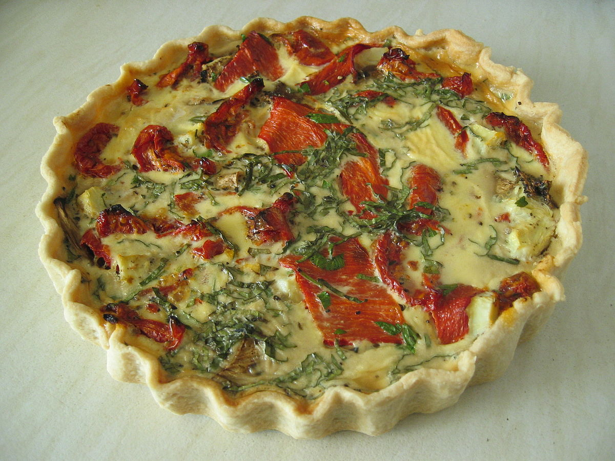 Quiche wikipedia la enciclopedia libre for Comidas francesas