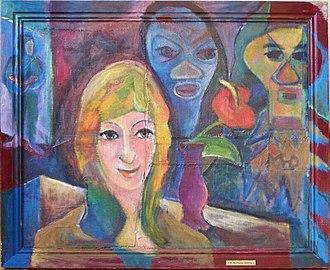 Fantasy (psychology) - Psychic mystery by Margret Hofheinz-Döring (1910–1994)