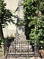 Réchicourt (Spincourt, Meuse) monument aux morts.JPG