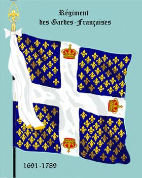 Image illustrative de l'article Régiment des Gardes françaises