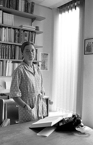 Ruth Bader Ginsburg - Ruth Bader Ginsburg photographed in 1977 by Lynn Gilbert.