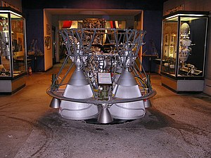 RD-0110 - Image: RD 0110 rocket engine