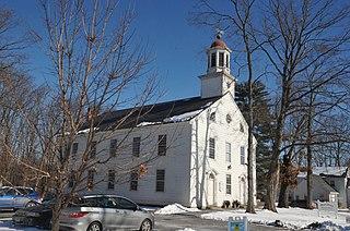 Reformed Dutch Church of Blawenburg United States historic place