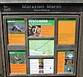 RSPB notice board, Marazion Marsh - geograph.org.uk - 782119.jpg
