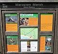 RSPB notice board, Marazion Marsh - geograph.org.uk - 782119.jpg