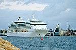 Radiance of the Seas, Fremantle, 2015 (01).JPG