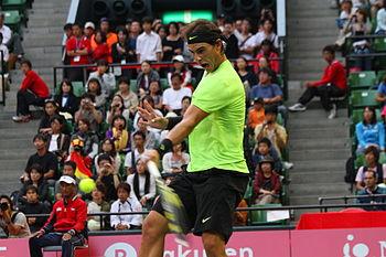 Rafa Nadal 7581 Japan Open Tennis Tokio 2010