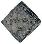 Raha; klippinki; markka; 8 markkaa - ANT2-629 (musketti.M012-ANT2-629 2).jpg
