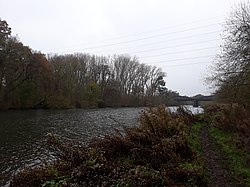 Rail bridge over the River Thames, carrying the Cherwell Valley line 11.jpg