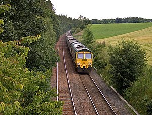 Railway line passing under the road to Bellfield Farm - geograph.org.uk - 520271.jpg