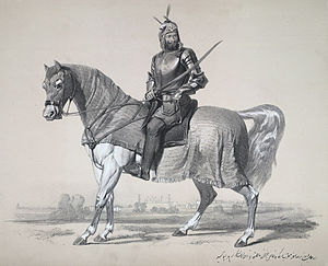 Battle of Sobraon - Raja Lal Singh, who led Sikh forces against the British during the First Anglo-Sikh War, 1846
