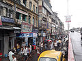 Raja Woodmont Street - Brabourne Road Flyover - Burrabazar - Kolkata 2012-06-22 01362.jpg