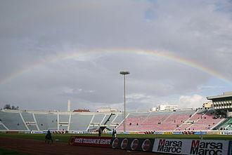 1988 African Cup of Nations - Image: Raja de Casablanca vs Mouloudia d Oujda, November 02 2008 04