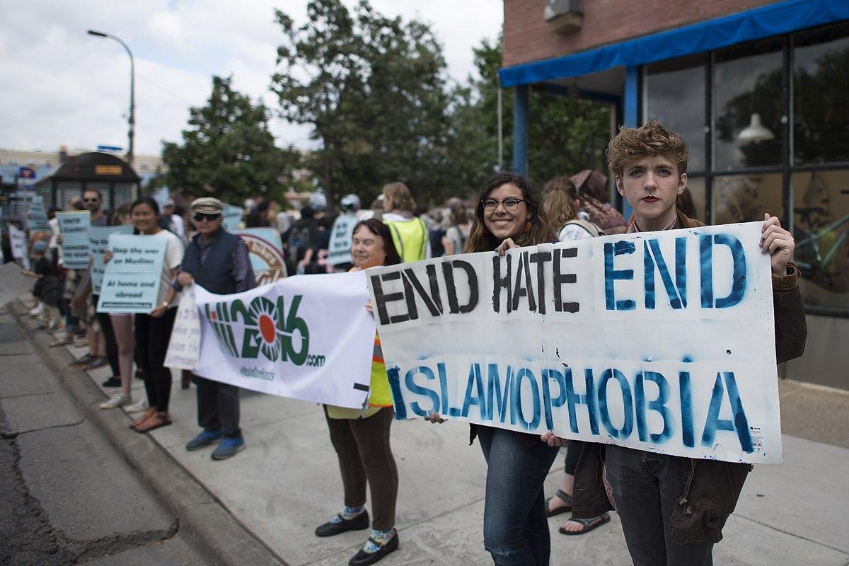 hateful statements