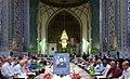 Ramadan 1439 AH, Qur'an reading at Goharshad Mosque, Mashhad - 27 May 2018 06.jpg