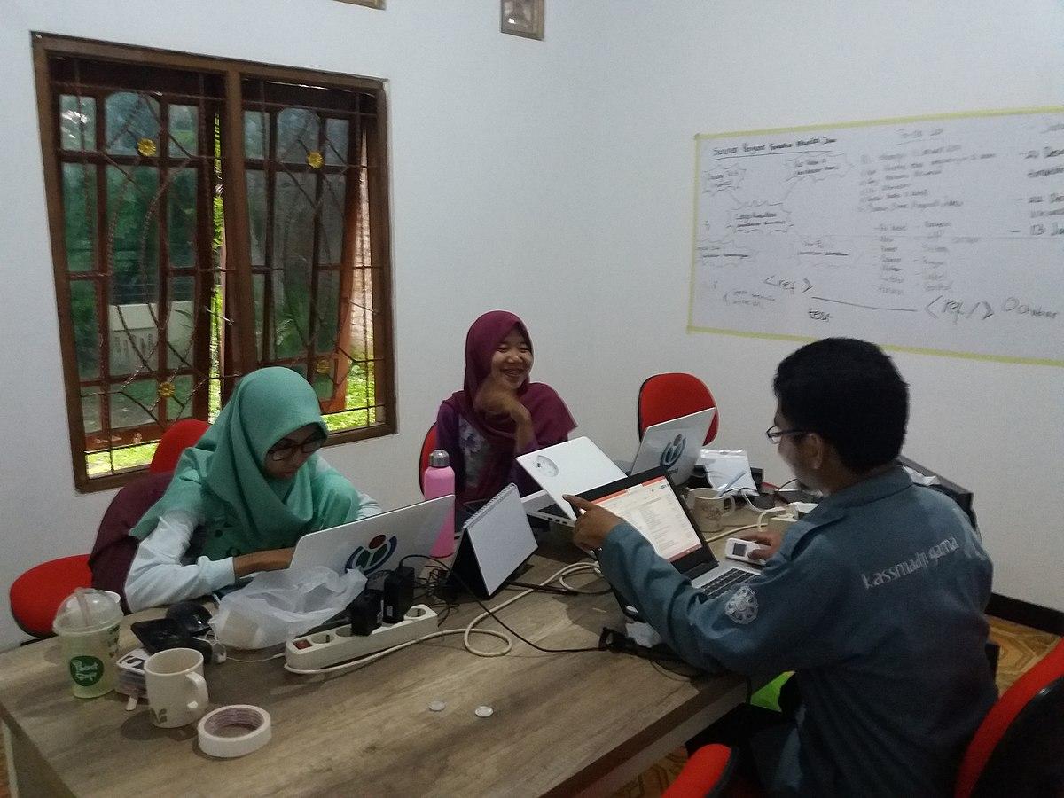 WikiLatih APG 2018 Dokumentasi Aktivitas Wikimedia Indonesia