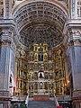 Real Monasterio de San Jerónimo (Granada). Retablo mayor.jpg