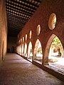 Real Monasterio de Santes Creus - Claustro Viejo 1.jpg