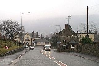 Hope, Flintshire village and community in Flintshire, Wales