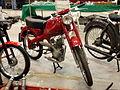 Red Motom moped.JPG