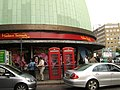 Red telephoneboxes at Madame Tussauds - geograph.org.uk - 479279.jpg