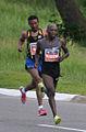Reda and Kigen 2012 Ottawa Marathon.jpg