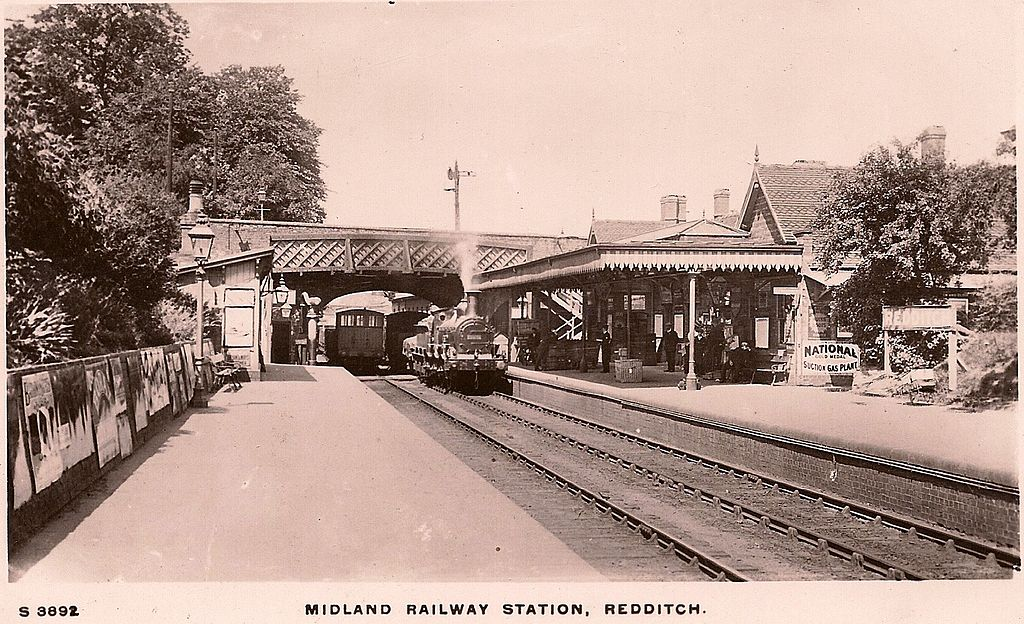 File Redditch Railway Station Jpg Wikimedia Commons