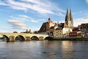 Transport persoane Braila Regensburg