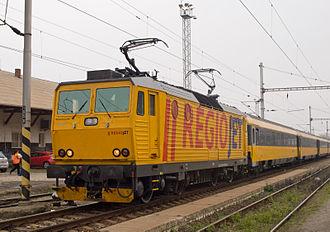 RegioJet - Image: Regio Jet, souprava 04