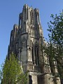 Reims Cathedrale Notre Dame 005 west front.JPG