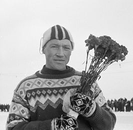 Reinier Paping in 1963.