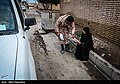 Relief to Flood-affected ranchers by the Barakat Foundation & Basij05.jpg