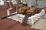 Remains of StuG III Ausf.F-8 – Patriot Museum, Kubinka (38197023996).jpg