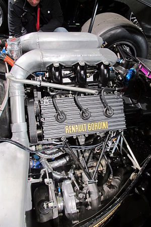 Renault in Formula One - Renault 1.5-litre turbo engine