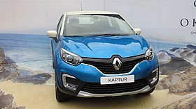 renault captur wikip dia. Black Bedroom Furniture Sets. Home Design Ideas