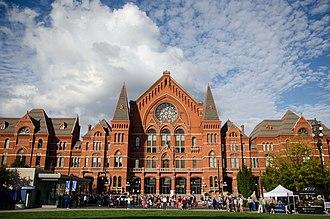 Cincinnati Music Hall - Cincinnati Music Hall