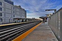 Reopening of the 39 Av-Dutch Kills station on the Astoria Line (32000673977).jpg