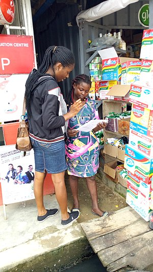Applied research - Field work on perception of youths on factors that contribute to high teenage pregnancy in a Nigerian community.