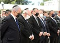 Reuven Rivlin at the State Memorial Ceremony for the victims of acts of terror, April 2021 (GPOMN3 4649).jpg