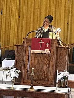 Traci D. Blackmon American minister