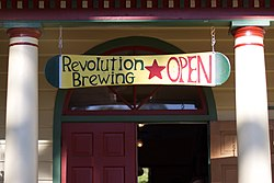 Revolution Tap Room Craft Show