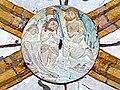 Ribčev Laz, Bohinj - sklepnik v cerkvi sv. Janeza Krstnika.jpg