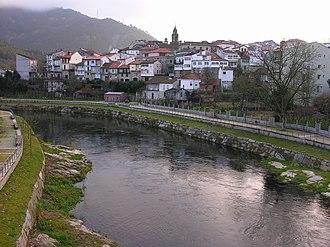 Rivers of Galicia - The Avia at Ribadavia