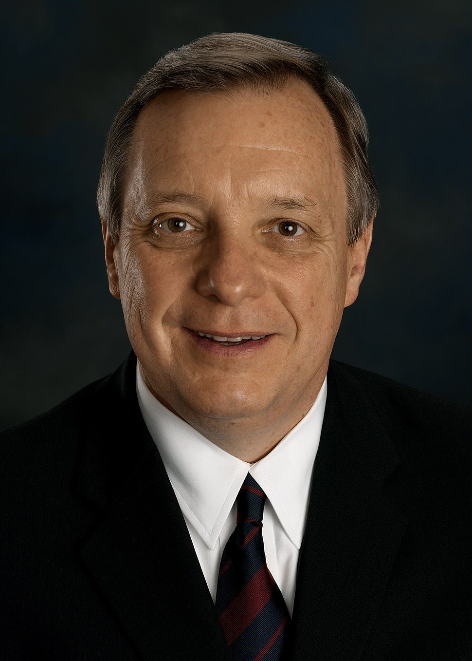 Richard Durbin official photo (cropped)