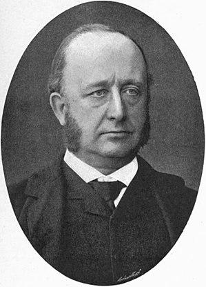 Richard Webster, 1st Viscount Alverstone - Webster in the 1890s