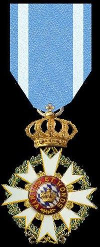 Ridder in de Orde van Verdienste van de Beierse Kroon.jpg