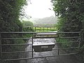 Right of way only on foot - geograph.org.uk - 1309759.jpg